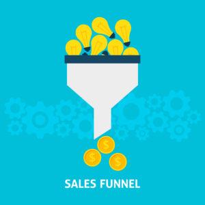 Conversion Optimierung - sales Funnel