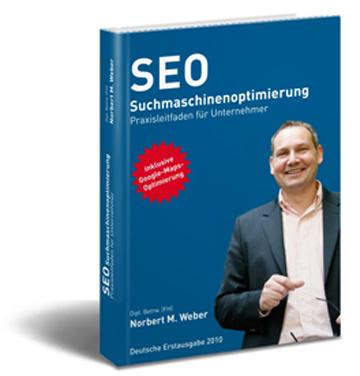 SEO Buch | Suchmaschinenoptimierung